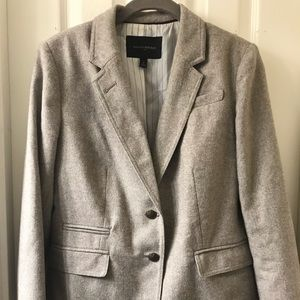Wool Banana Republic Academy Blazer